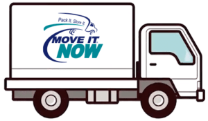 Move It Now Moving Truck Icon